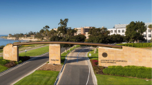 UCSB Henley Gate